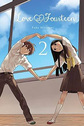 Love at Fourteen Vol 2