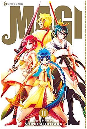 Magi Vol 11