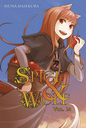 Spice & Wolf Novel 14