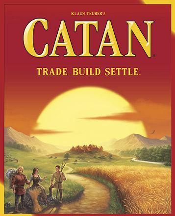 Catan Core Game - Trade! Build! Settle!