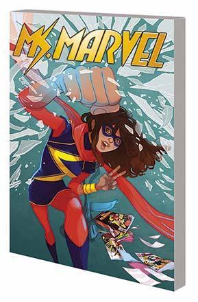 Ms Marvel Vol 3: Crushed