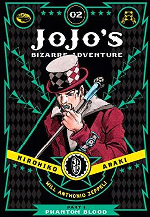 Jojo's Bizarre Adventure Phantom Blood Vol 2