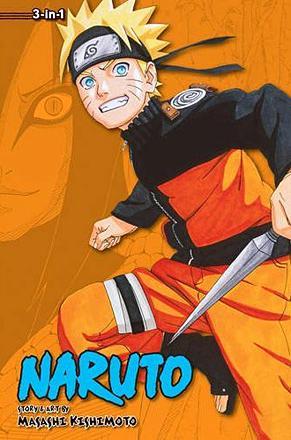 Naruto 3-in-1 Vol 11
