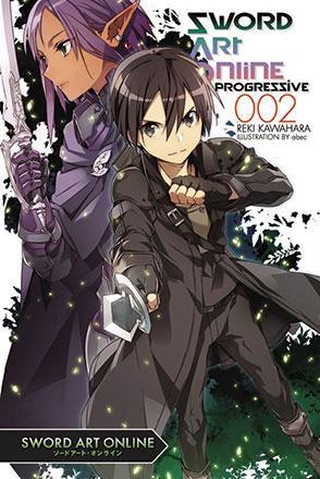 Sword Art Online Progressive Novel 2