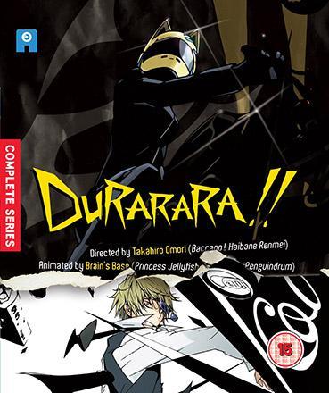 Durarara! Season 1