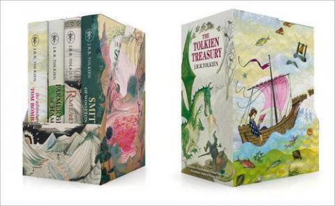 The Tolkien Treasury De Luxe Gift Set