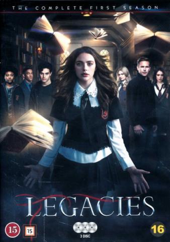 Legacies säsong 1