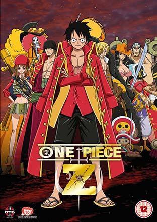 One Piece The Movie: Z