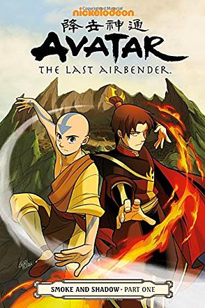 Avatar: The Last Airbender: Smoke and Shadow Part 1