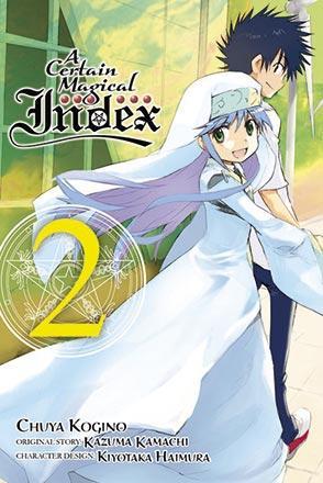 A Certain Magical Index Vol 2