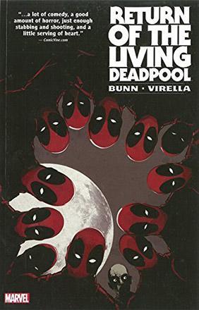 Deadpool: Return of the Living Deadpool