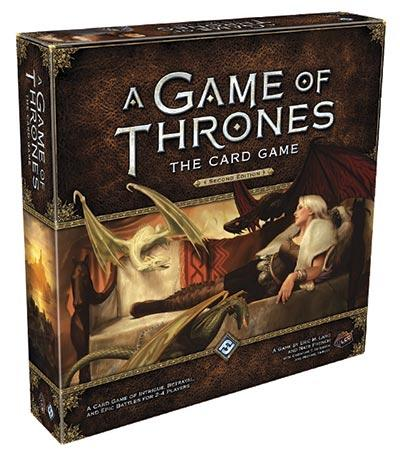 A Game of Thrones Card Game Core Set Second Edition