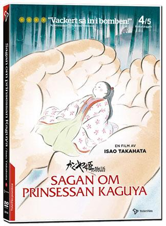 The Tale of the Princess Kaguya/Sagan om Prinsessan Kaguya