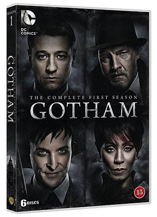 Gotham, Season 1