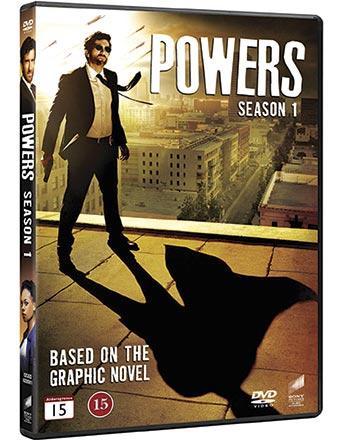 Powers, Season 1