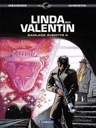 Linda och Valentin: Samlade äventyr del 4