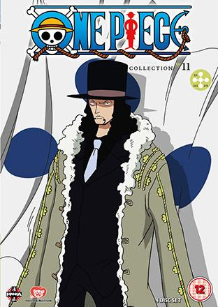 One Piece, Collection 11