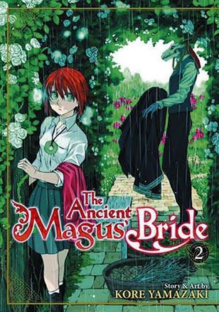 The Ancient Magus' Bride Vol 2