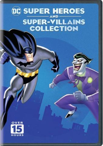 DC Super Heroes and Super-Villains Collections