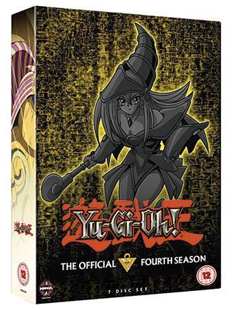Yu-Gi-Oh, Season 4
