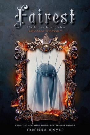 Fairest: The Lunar Chronicles: Levena's Story