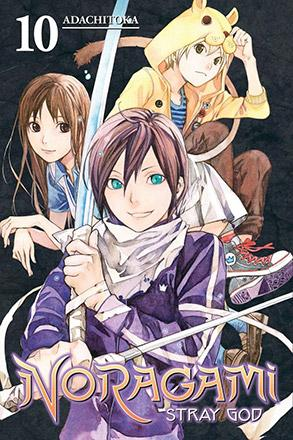Noragami Stray God Vol 10