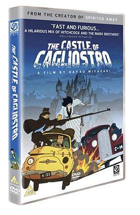 Slottet i Cagliostro