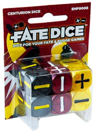 FATE Centurion Dice