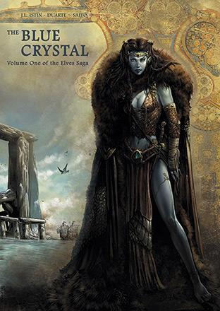Elves: The Crystal of the Blue Elves