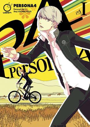 Persona 4 Vol 1