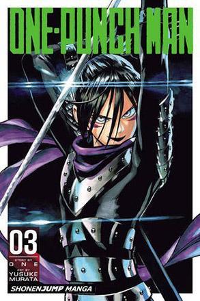 One-Punch Man Vol 3