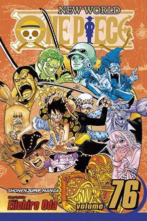 One Piece Vol 76