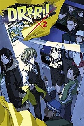 Durarara Light Novel Vol 2