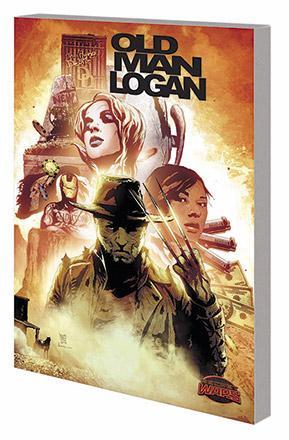 Wolverine: Old Man Logan Vol 0: Warzones