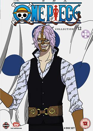 One Piece, Collection 12