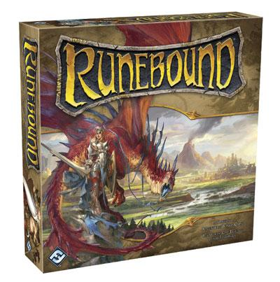 Runebound 3rd Edition Board Game