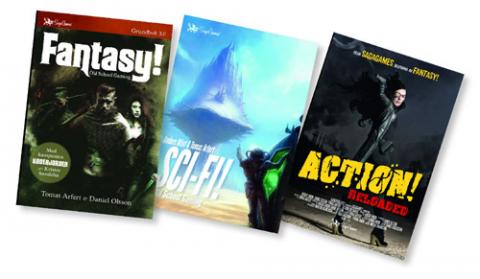 Fantasy! version 3.0 (bundle med SciFi! och Action! - Reloaded)