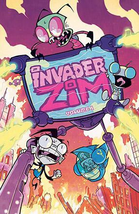 Invader Zim Vol 1