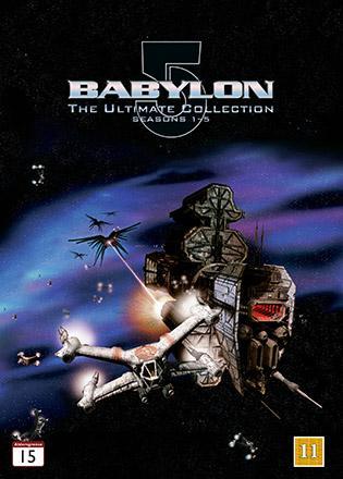 Babylon 5, Seasons 1-5
