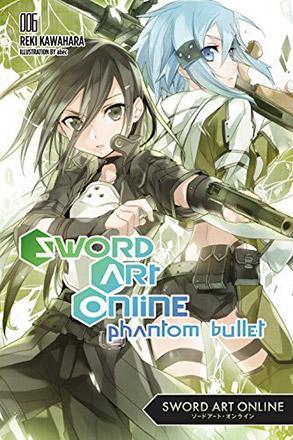 Sword Art Online Novel 6