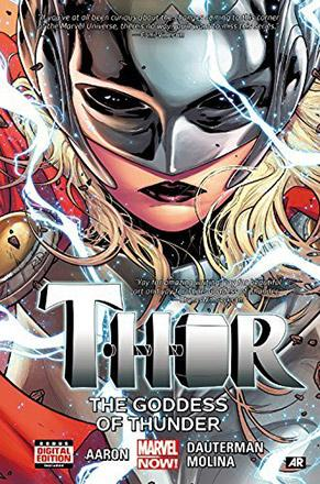Thor Vol 1: Goddess of Thunder
