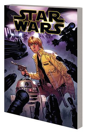 Star Wars Vol 2: Showdown on the Smuggler's Moon
