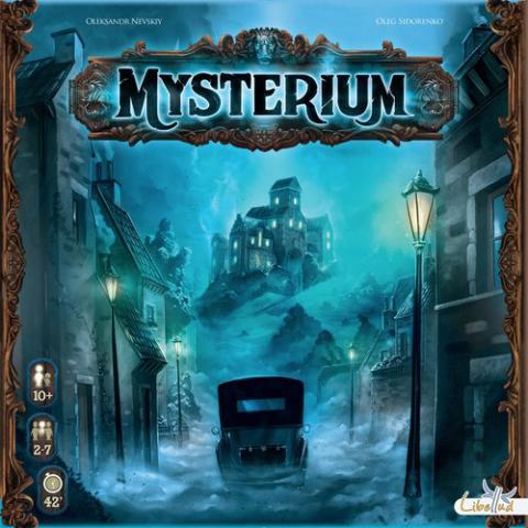 Mysterium (Skandinavisk utgåva)