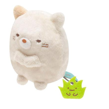 Sumikkogurashi Plush Mini: Neko