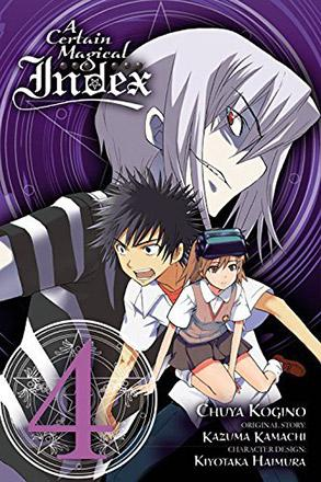A Certain Magical Index Vol 4
