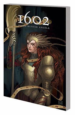 Marvel 1602: Witch Hunter Angela