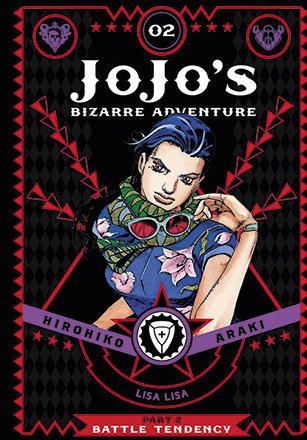 Jojo's Bizarre Adventure Battle Tendency Vol 2