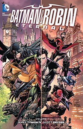 Batman And Robin Eternal Vol 1