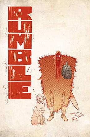 Rumble Vol 2: A Woe That is Madness