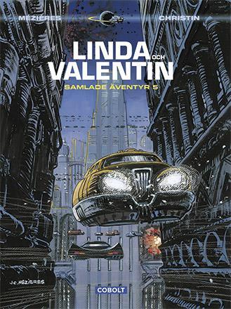 Linda och Valentin: Samlade äventyr del 5